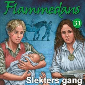 Slekters gang (lydbok) av Jane Mysen