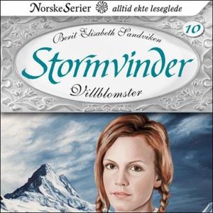 Villblomster (lydbok) av Berit Elisabeth Sand