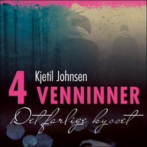 Det farlige kysset (lydbok) av Kjetil Johnsen