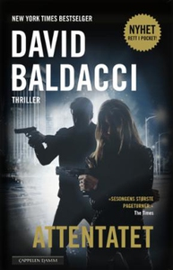 Attentatet (ebok) av David Baldacci