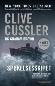 Spøkelsesskipet (ebok) av Clive Cussler, Grah