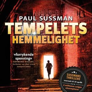 Tempelets hemmelighet (lydbok) av Paul Sussma