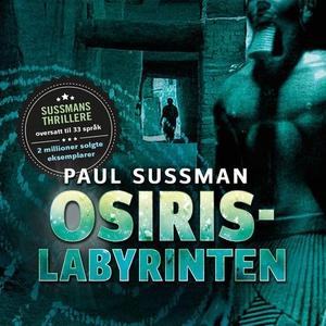 Osiris-labyrinten (lydbok) av Paul Sussman