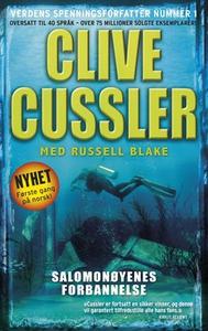 Salomonøyenes forbannelse (ebok) av Clive Cus