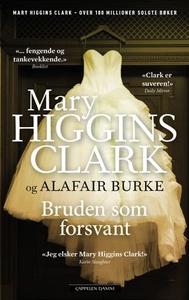 Bruden som forsvant (ebok) av Alafair Burke,
