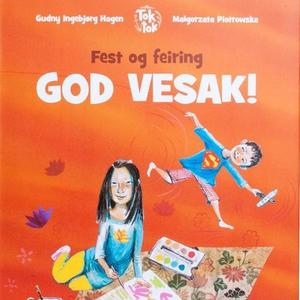 God vesak! (lydbok) av Gudny Ingebjørg Hagen