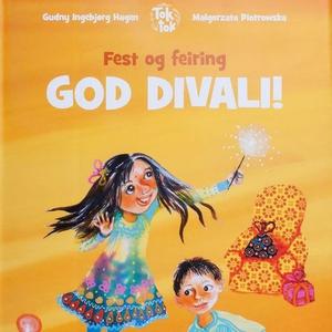 God divali! (lydbok) av Gudny Ingebjørg Hagen