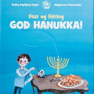 God hanukka! (lydbok) av Gudny Ingebjørg Hage