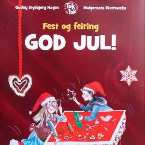 God jul! (lydbok) av Gudny Ingebjørg Hagen