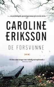 De forsvunne (ebok) av Caroline Eriksson