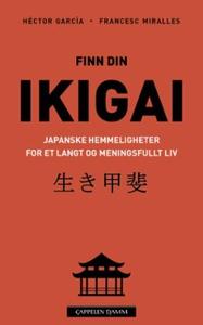 Ikigai (ebok) av Héctor García, Francesc Mira