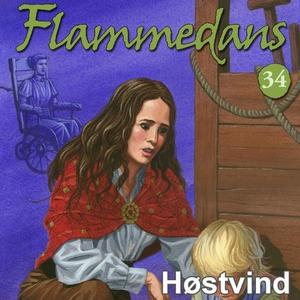 Høstvind (lydbok) av Jane Mysen