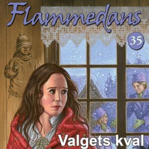 Valgets kval (lydbok) av Jane Mysen