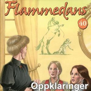 Oppklaringer (lydbok) av Jane Mysen
