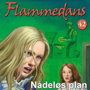 Nådeløs plan (lydbok) av Jane Mysen