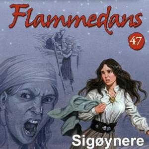 Sigøynere (lydbok) av Jane Mysen