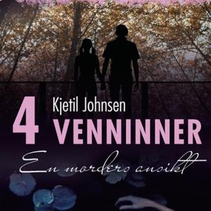En morders ansikt (lydbok) av Kjetil Johnsen