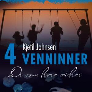 De som lever videre (lydbok) av Kjetil Johnse