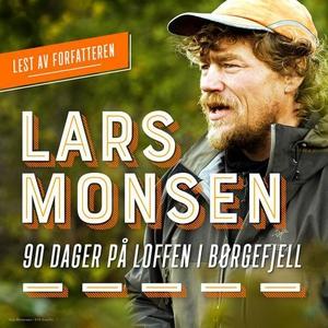 90 dager på loffen i Børgefjell (lydbok) av L