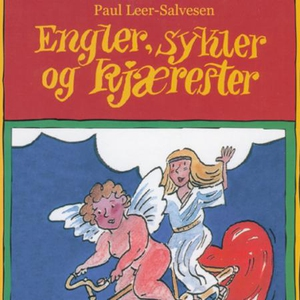 Engler, sykler og kjærester (lydbok) av Paul