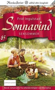 Sensommer (ebok) av Frid Ingulstad