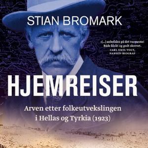 Hjemreiser (lydbok) av Stian Bromark