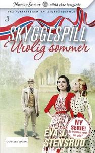 Urolig sommer (ebok) av Eva J. Stensrud