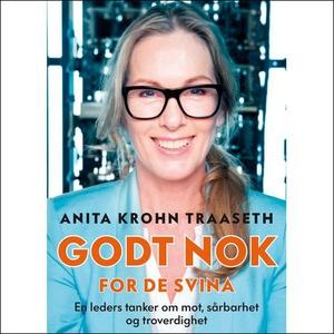 Godt nok for de svina (lydbok) av Anita Krohn