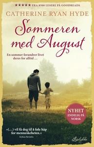 Sommeren med August (ebok) av Catherine Ryan