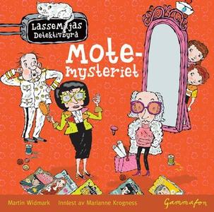 Motemysteriet (lydbok) av Martin Widmark