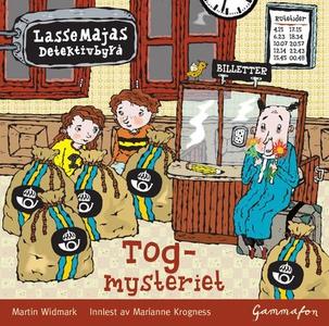 Togmysteriet (lydbok) av Martin Widmark