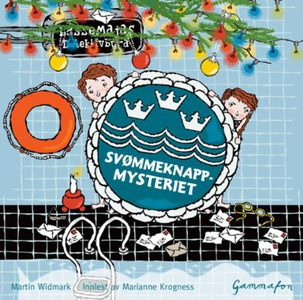 Svømmeknappmysteriet (lydbok) av Martin Widma