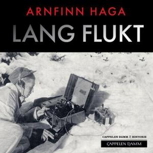 Lang flukt (lydbok) av Arnfinn Haga