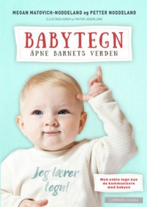 Babytegn (ebok) av Megan Matovich-Noddeland,