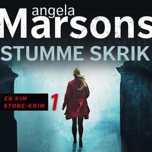 Stumme skrik (lydbok) av Angela Marsons