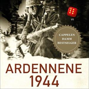 Ardennene 1944 (lydbok) av Antony Beevor