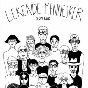 Lekende mennesker (lydbok) av Jon Ewo