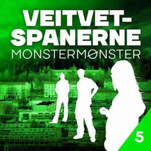 Monstermønster (lydbok) av Guri B. Hagen