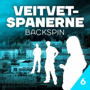 Backspin (lydbok) av Guri Børrehaug Hagen