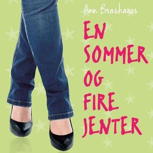 En sommer og fire jenter (lydbok) av Ann Bras