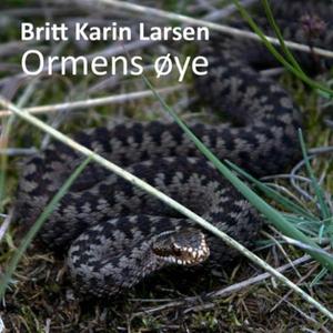 Ormens øye (lydbok) av Britt Karin Larsen
