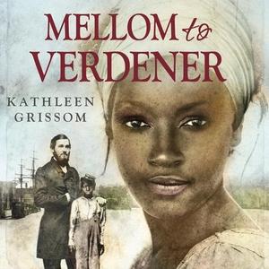 Mellom to verdener (lydbok) av Kathleen Griss