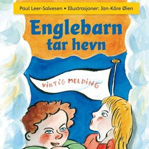 Englebarn tar hevn (lydbok) av Paul Leer-Salv