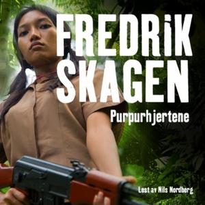 Purpurhjertene (lydbok) av Fredrik Skagen
