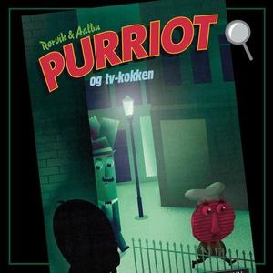 Purriot og tv-kokken (lydbok) av Bjørn F. Rør