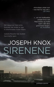 Sirenene (ebok) av Joseph Knox