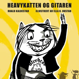Heavykatten og gitaren (lydbok) av Roald Kald