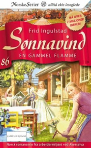 En gammel flamme (ebok) av Frid Ingulstad