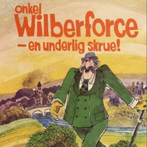 Onkel Wilberforce (lydbok) av Bjørn Rønningen