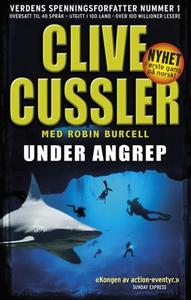 Under angrep (ebok) av Clive Cussler